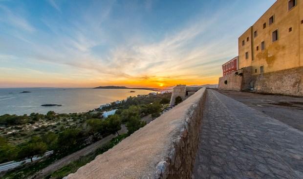 vacaciones en familia con niños a Ibiza