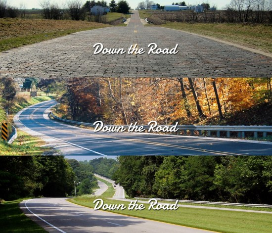 My blog - Down the Road