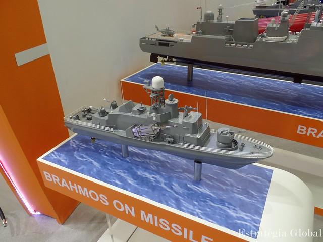 Míssil de cruzeiro Hipersônico Brahmos