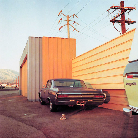 William Eggleston, Cadillac