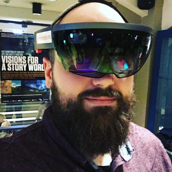 Microsoft Hololens 💥