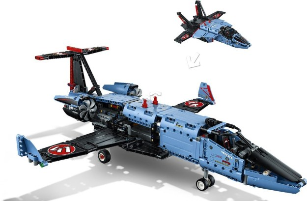 Huge LEGO Technic Fighter Jet and more revealed for 2017 [News] | The ...