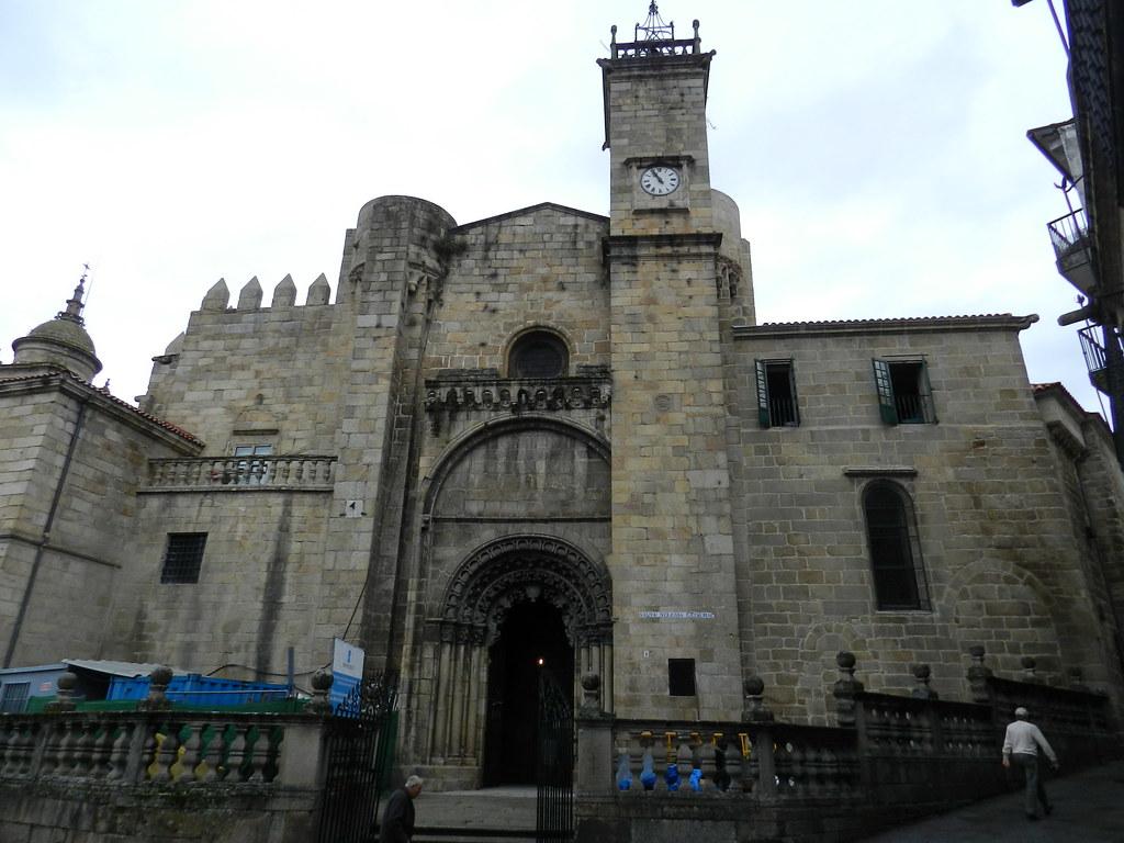 Exterior Catedral San Martin Orense 02