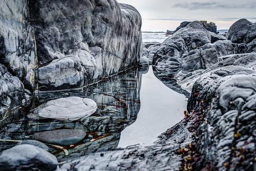Pool in a Rock