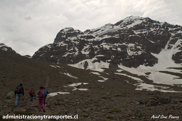 Cordillera de los Andes (Chile)