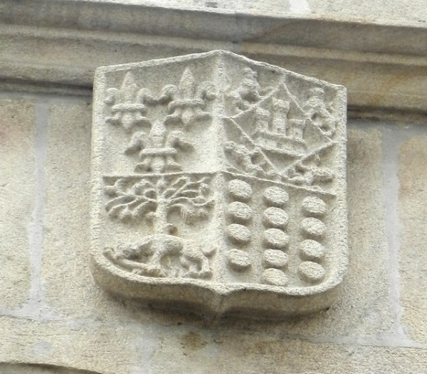 Escudos Heraldicos ciudad Orense 05