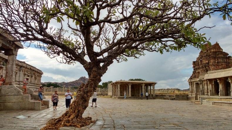 Vijaya Vittala Temple Complex, Hampi