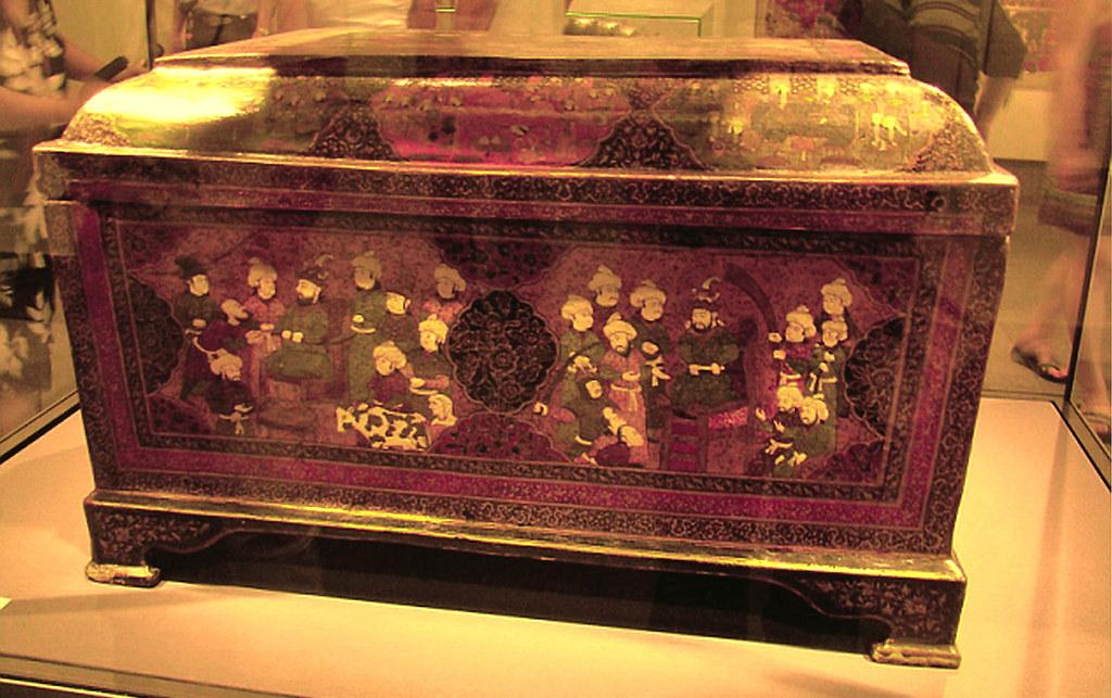decoraciones Museo Pergamo arte islamico Berlin Alemania 04