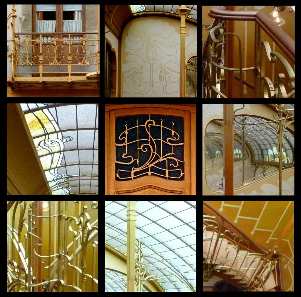Brussels Maison Horta Victor Horta Designed And Built