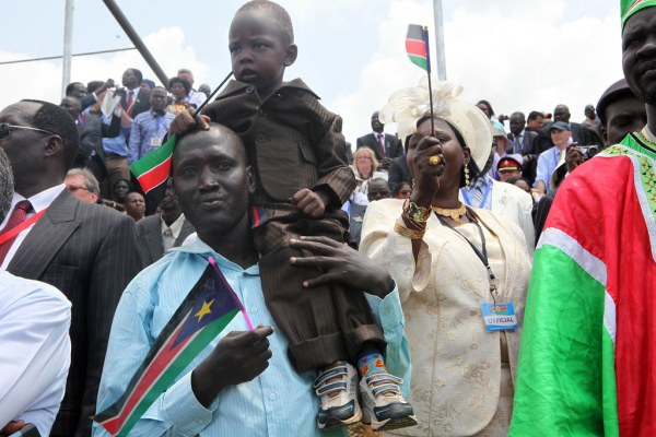 South Sudan Independence Day | Guests at the Republic of ...