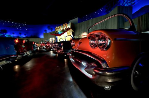 Nostalgia Rules at the Sci-Fi Dine-In Theater