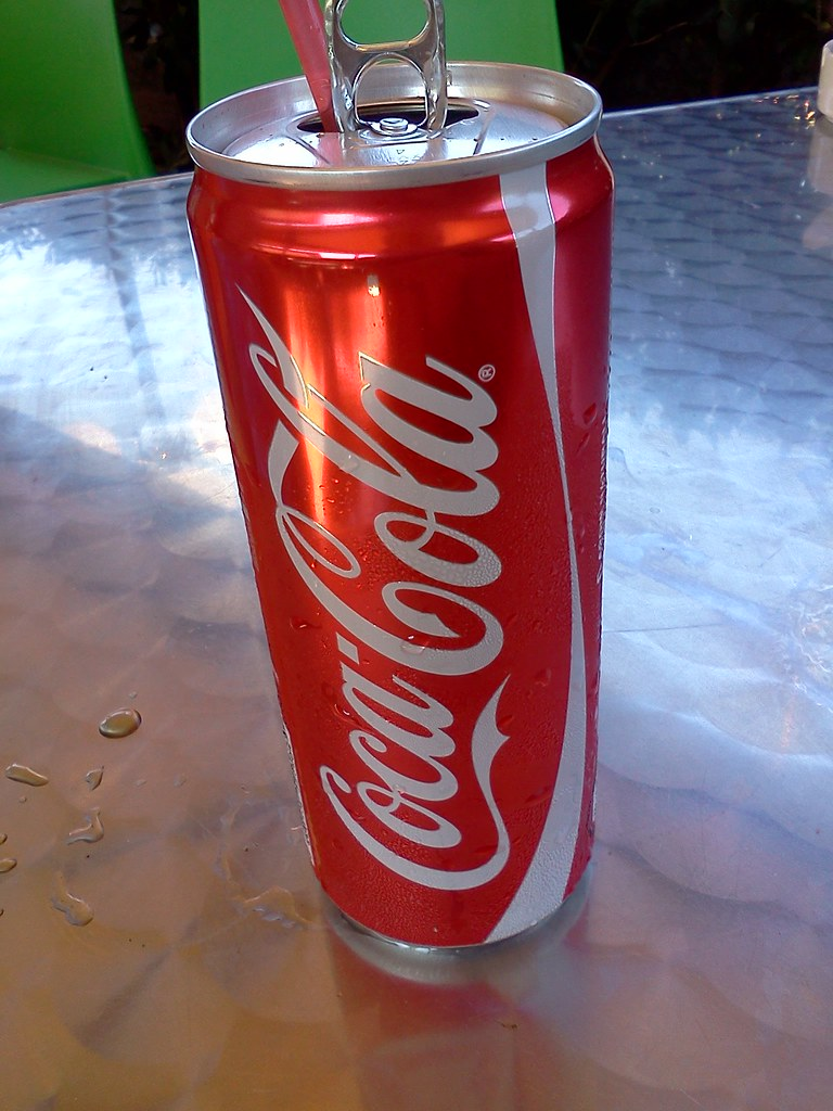 Coca Cola Lattina Di Coca Cola Andrea Verdiani Flickr