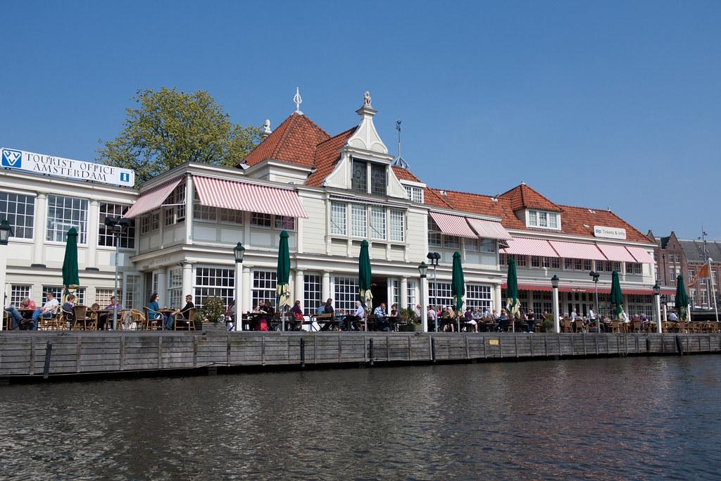 amsterdam office de tourisme by clemetnic