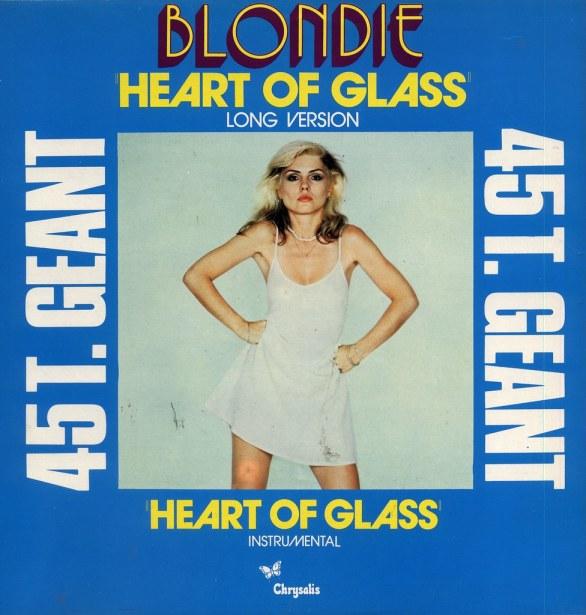 Blondie - Heart Of Glass ile ilgili görsel sonucu