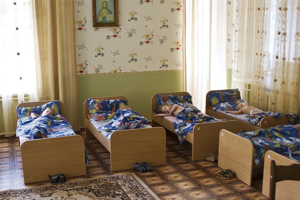 Orphanage Bedroom Pam Lane Flickr