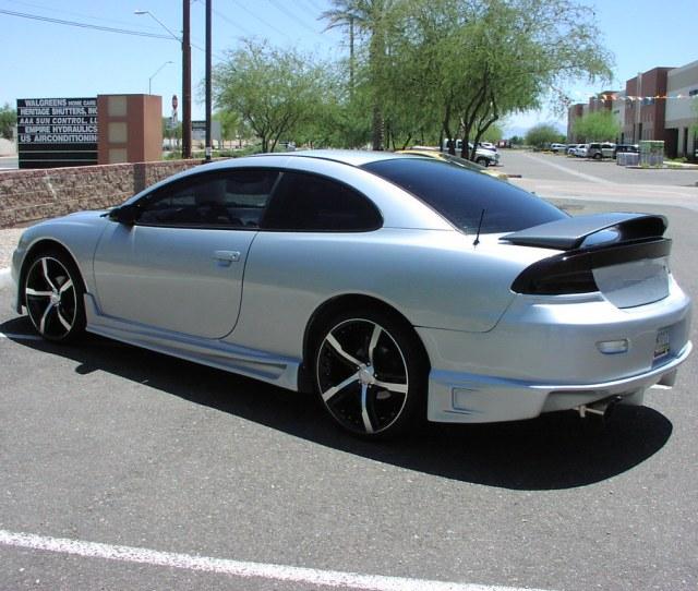 2001 Dodge Stratus Body Kit And Wheels By Az Motor Trendz