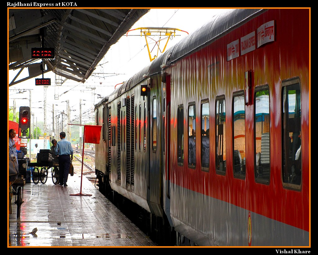 12432 Hazrat Nizamuddin Trivandrum Rajdhani Express Flickr
