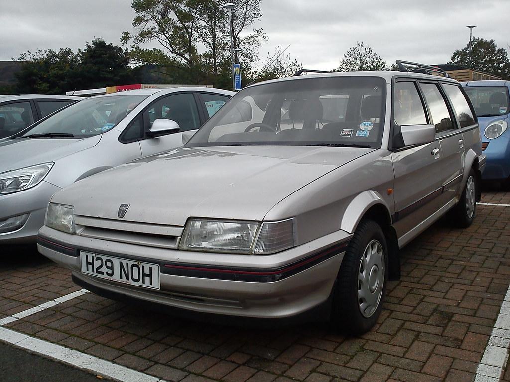 1991 Rover Montego 20 GTi Estate Alan Gold Flickr
