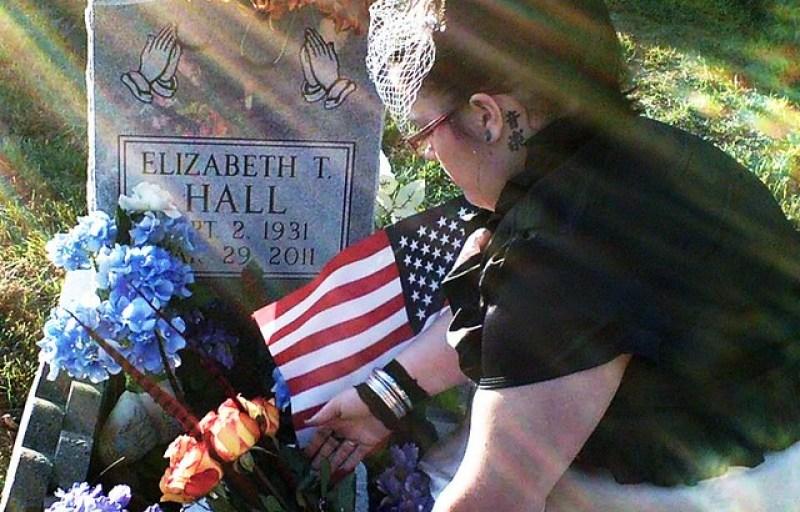 Bouquet memorial from @offbeatbride
