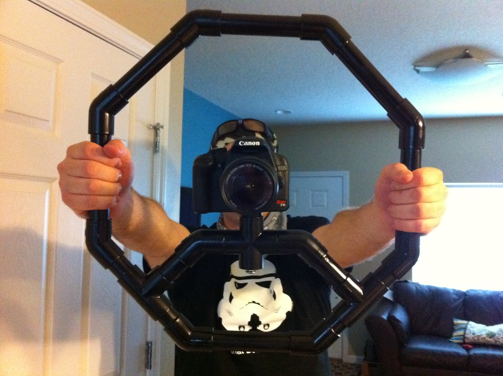 Fig Rig Its A Camera Stabilizer It Works The Way It