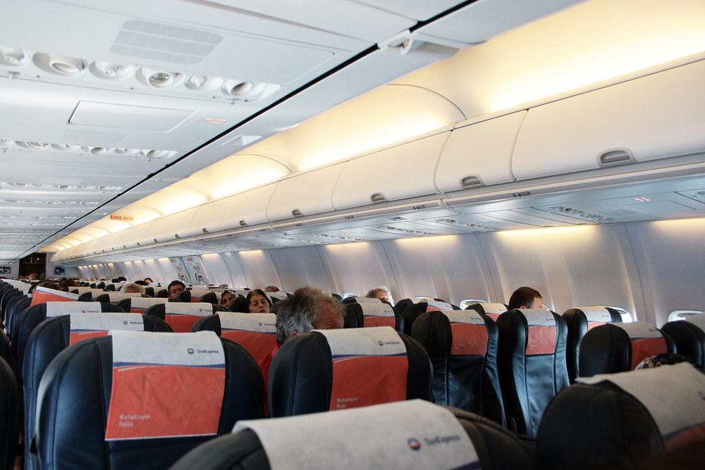 SunExpress Plane To Frankfurt ROOM MAN Flickr
