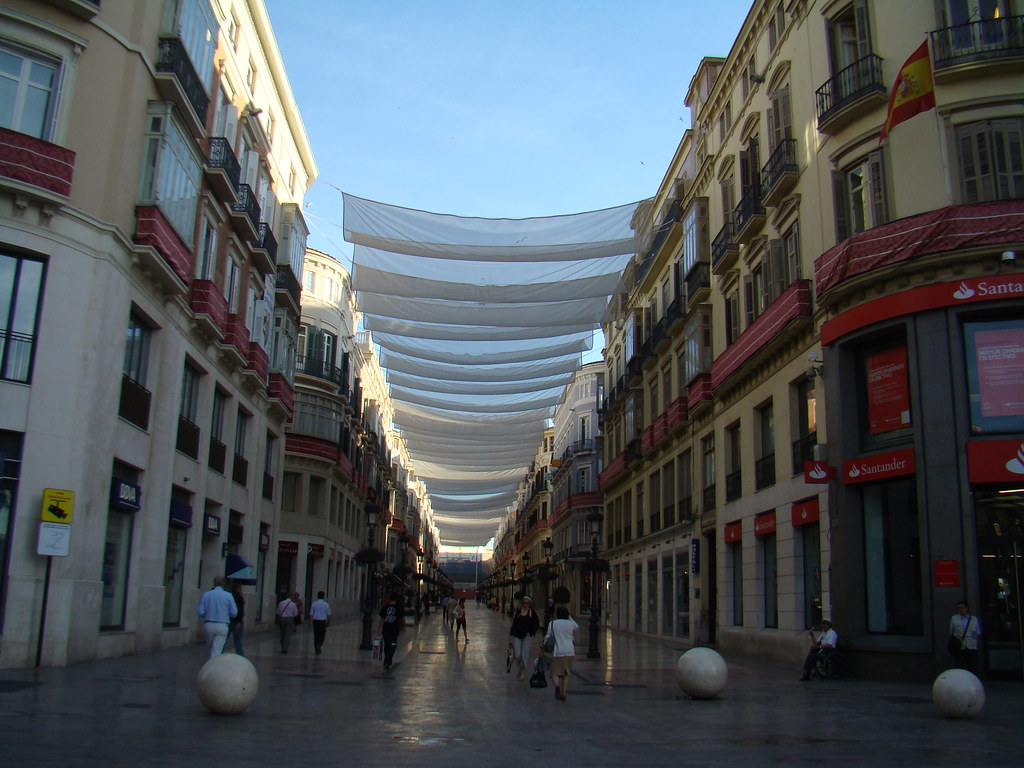 Malaga calle Marques de Larios 05
