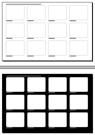 12 Frame Storyboard 17 X 11 In Editable Adobe InDesign St Flickr
