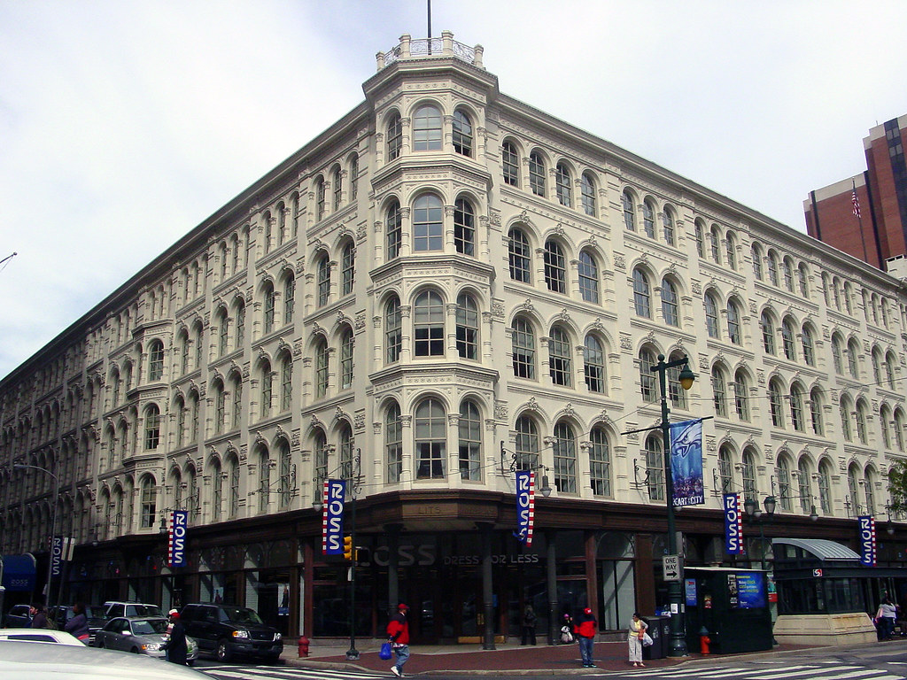 40a Lit Brothers Department Store NRHP 79002322 E Flickr