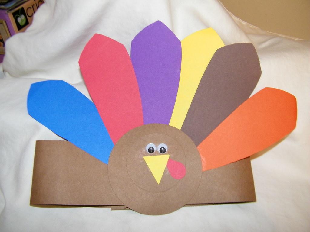 Craft Turkey Hat