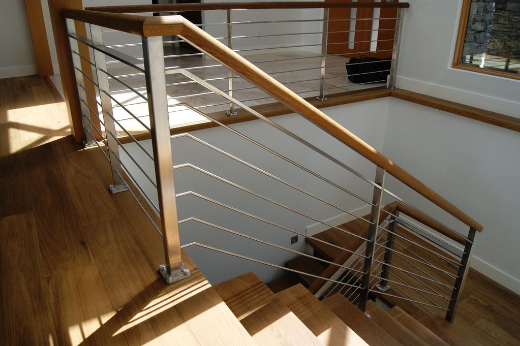 Interior Stainless Rod Railing Interior Stainless Steel