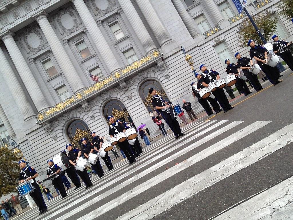 Galileo High School S Drum Corps