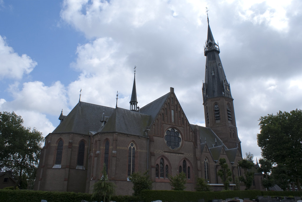 Sint Urbanuskerk De Sint Urbanuskerk In Bovenkerk