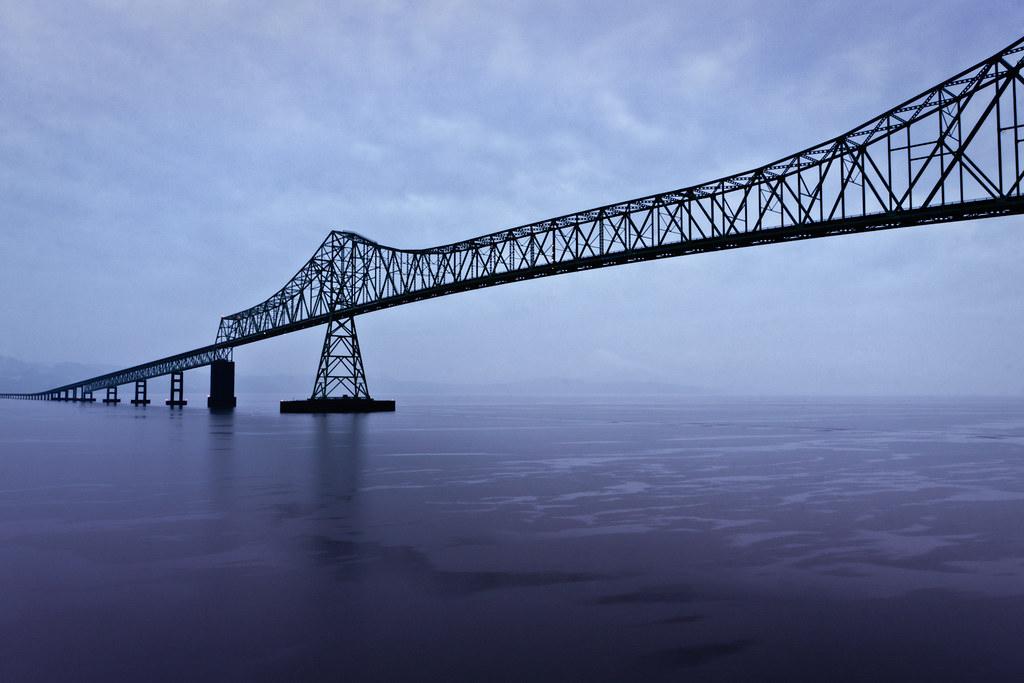 Astoria Megler Bridge The Astoria Megler Bridge Spans