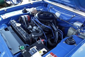 1971 Ford Capri GT 3000 coupe   1971 Ford Capri GT 3000 V6