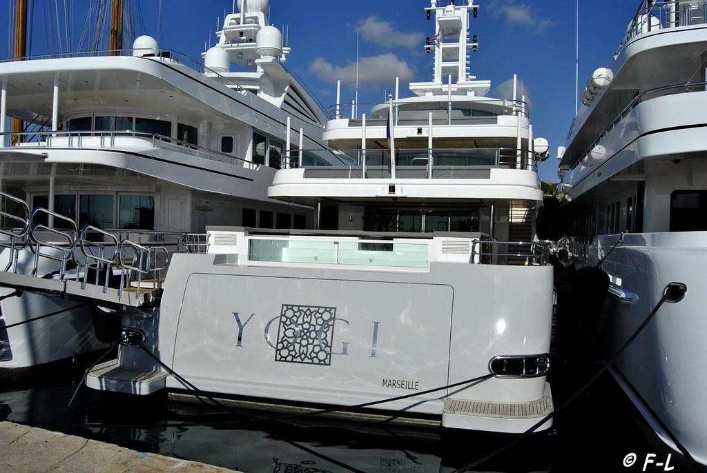The Yacht Yogi Enregistr Marseille Le YOGI Yacht De Flickr