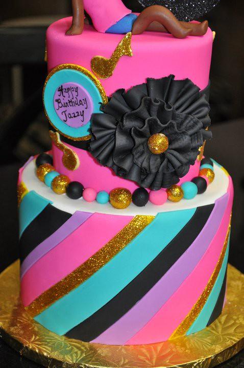 10th Birthday Cake Www Thecakemamas Com 2 Tier Cake