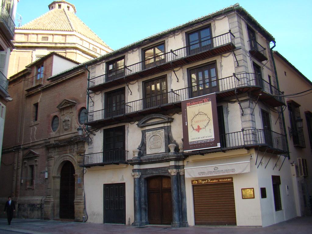 Malaga Casa del Consulado Plaza de la Constitucion 10