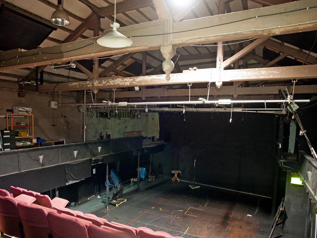 Theatre Workshop 5423 Theatre Workshop Edinburgh