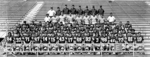 Football Team – 1971 | Description :In 1971 the Bison went ...