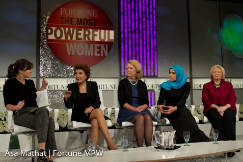 FORTUNE THE MOST POWERFUL WOMEN (DALIA MOGAHED)