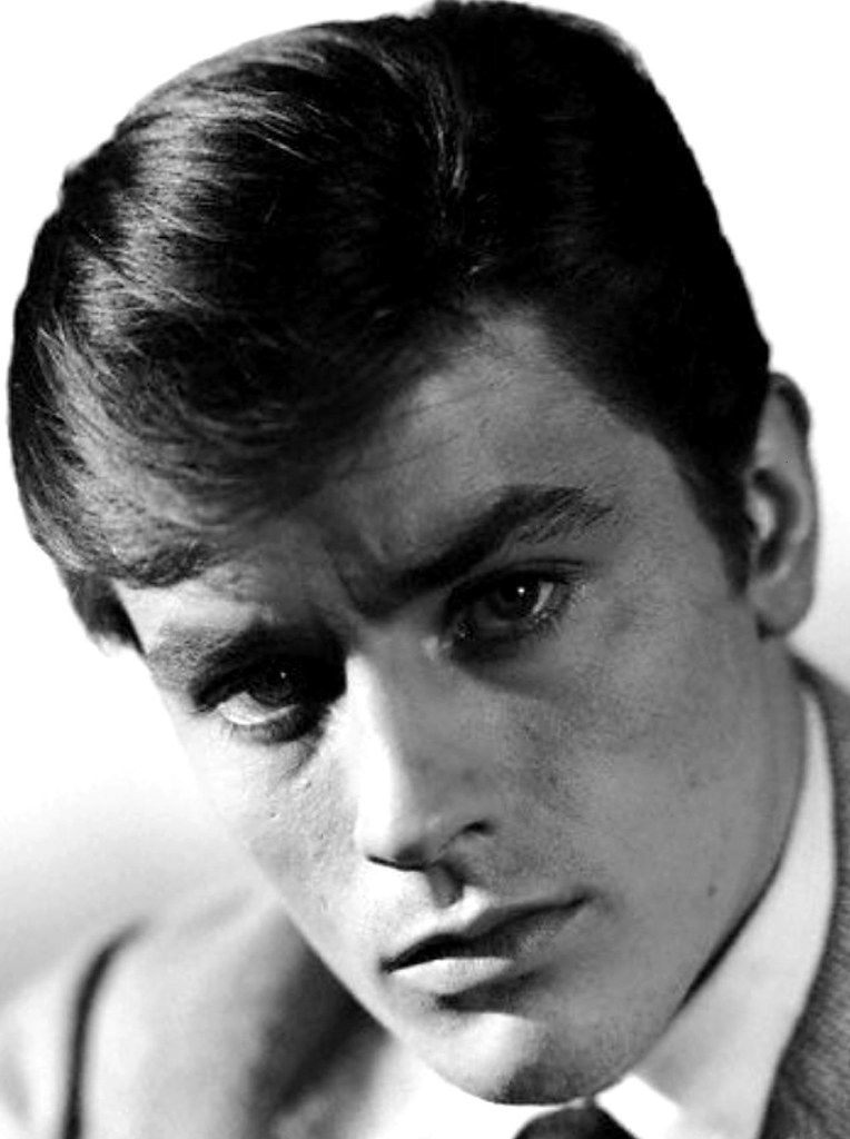 Alain Delon C 1960 John Irving Flickr