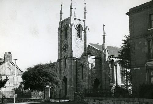 St Pauls Church, Durnford Street, Stonehouse, 1964   Flickr