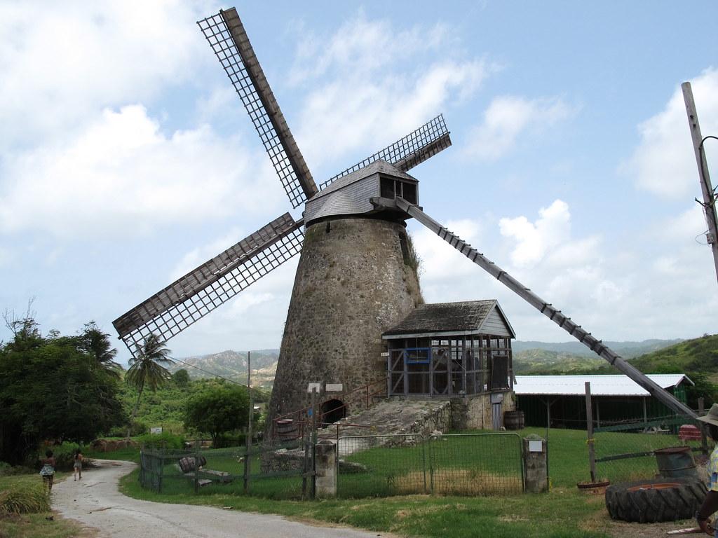 Morgan Lewis Mill St Andrew Barbados Morgan Lewis Windmi Flickr