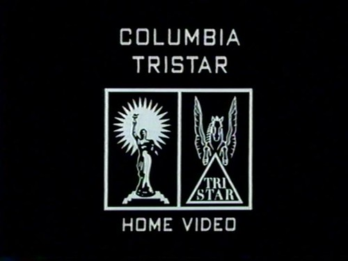 Columbia Tristar Home Video 1991 C 1991 Artwork And