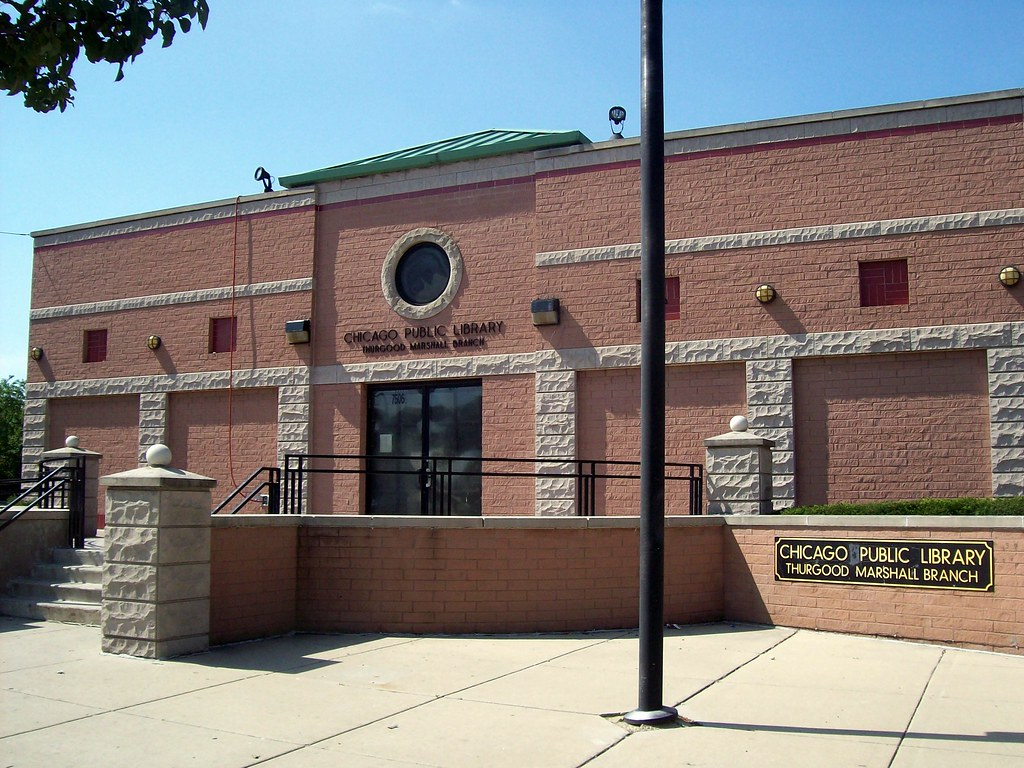 Thurgood Marshall Public Library