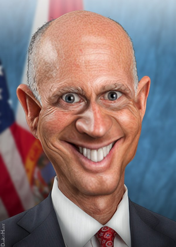 Clean Up City of St. Augustine, Florida: Governor Scott ...