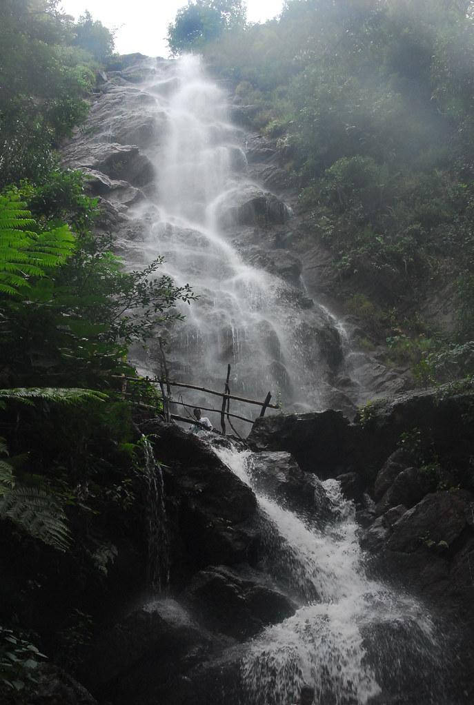 Touching Every Rock On The Way Katika Waterfalls Araku