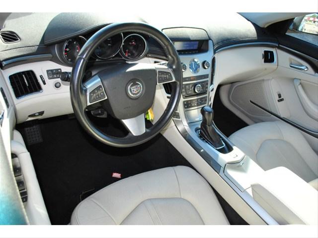 2008 Grey Cadillac CTS Driver Side Interior Cape May Ne