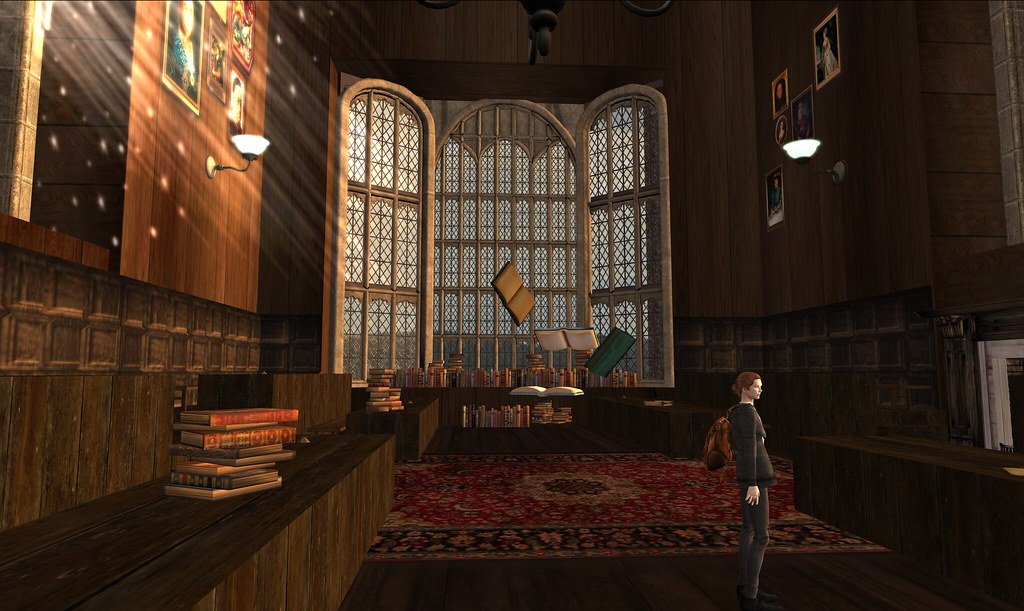 Charms Classroom The Latest Pictures From Hogwarts Your