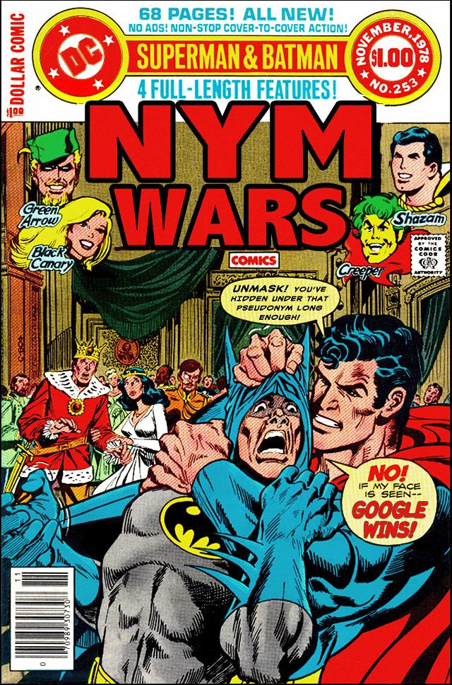 Nymwars Comics